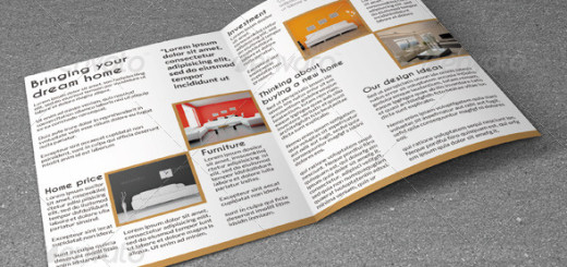 Bifold Brochure for Real Estate