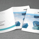 Bifold Brochure For Business-8 Pages