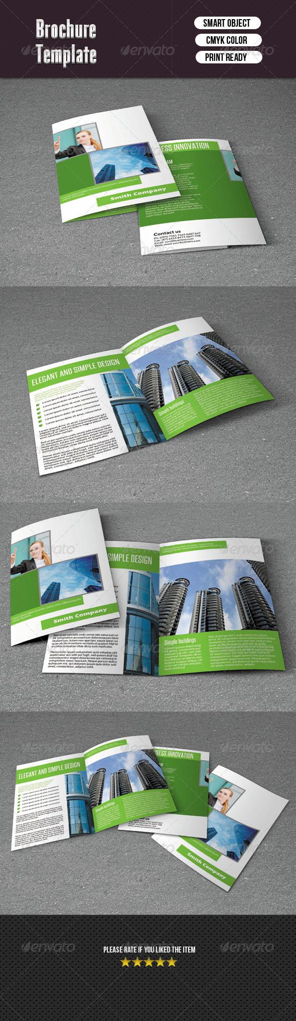Company Brochure-Bifold
