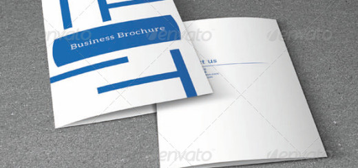 Bifold Brochure-Business (8 Pages)