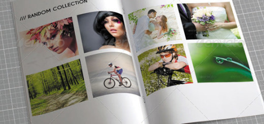 Bifold Brochure-Photographer