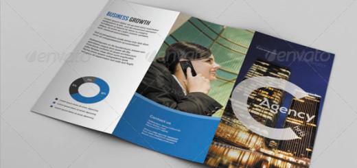 Tifold Brochure-Business