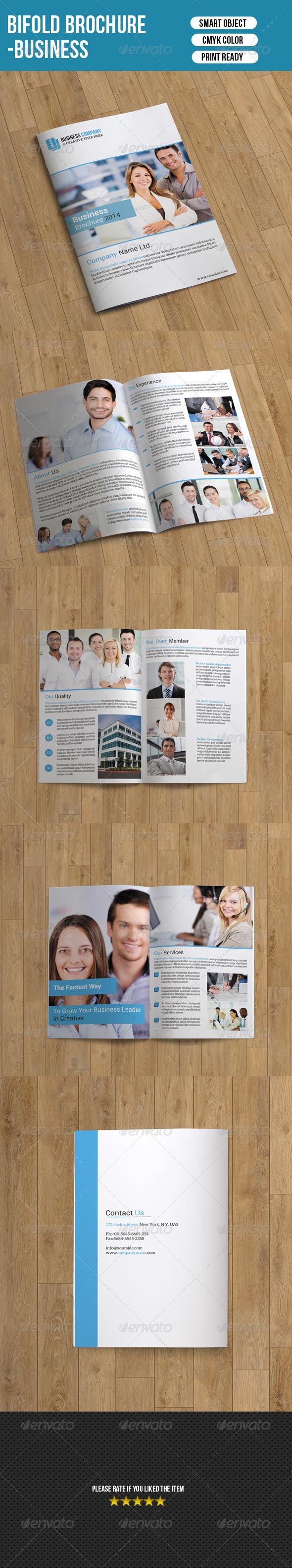 Business Brochure Template