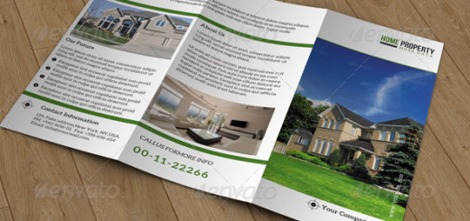 Trifold Brochure- Real Estate