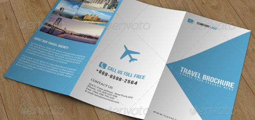 Trifold Brochure-Travel