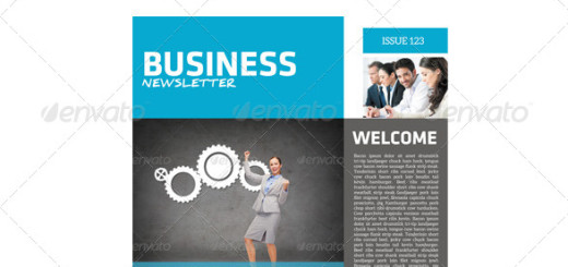 Business Newsletter
