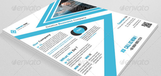 Corporate Flyer Template-V07