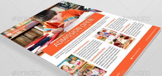 Kids School Flyer-V08