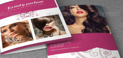 Bifold Beauty salon Brochure-V07