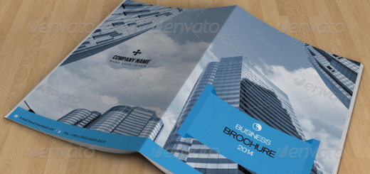 Bifold Business Brochure-V58