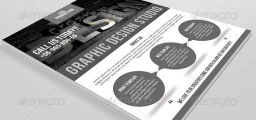Design Studio Flyer