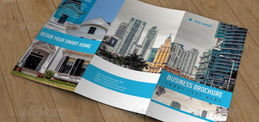 Trifold Brochure for Business