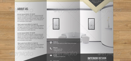 Minimal Trifold-Interior Design V2