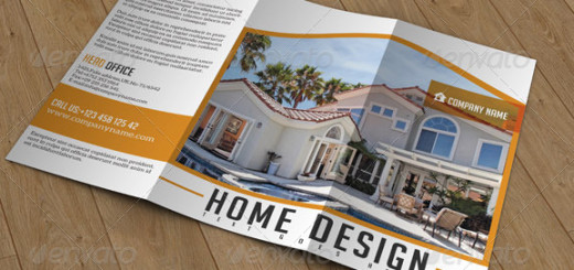 Trifold Brochure-Real Estate Company