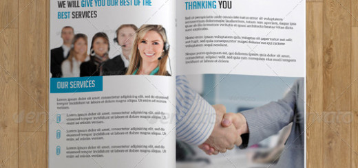 Business Brochure - 16 Pages