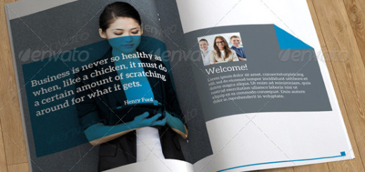 Business Brochure-12 Pages