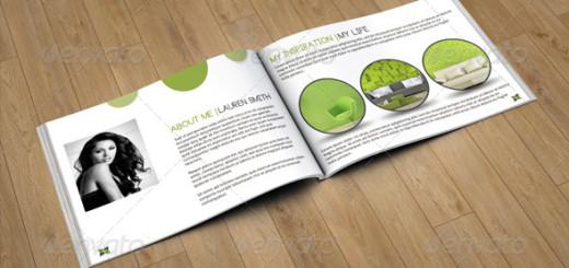 Portfolio Catalog - 10 Pages