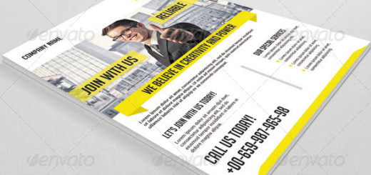Flyer Template-Business