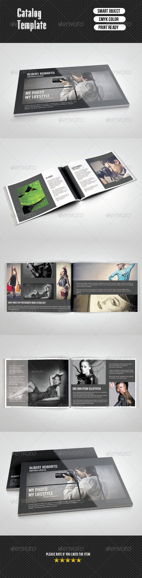 Portfolio Catalog