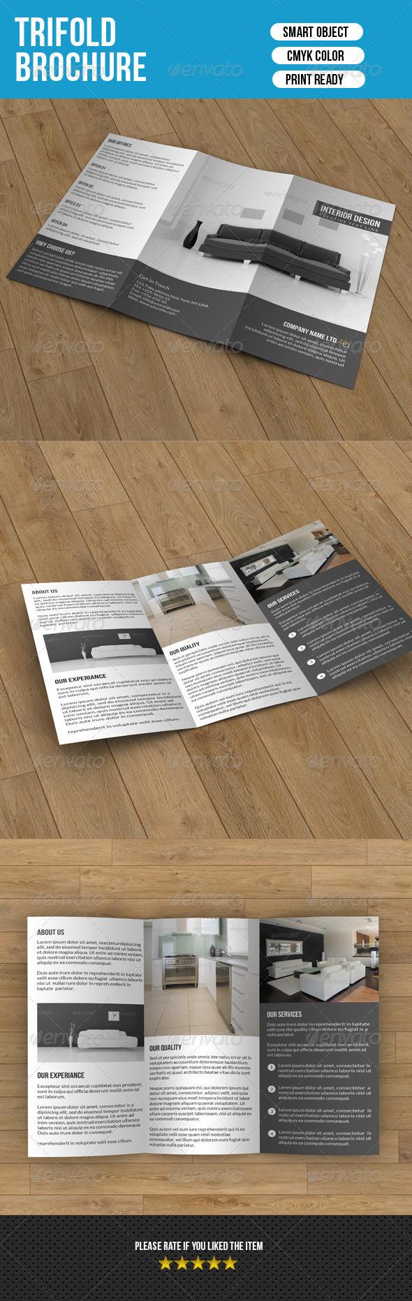 Minimal Trifold-Interior Design