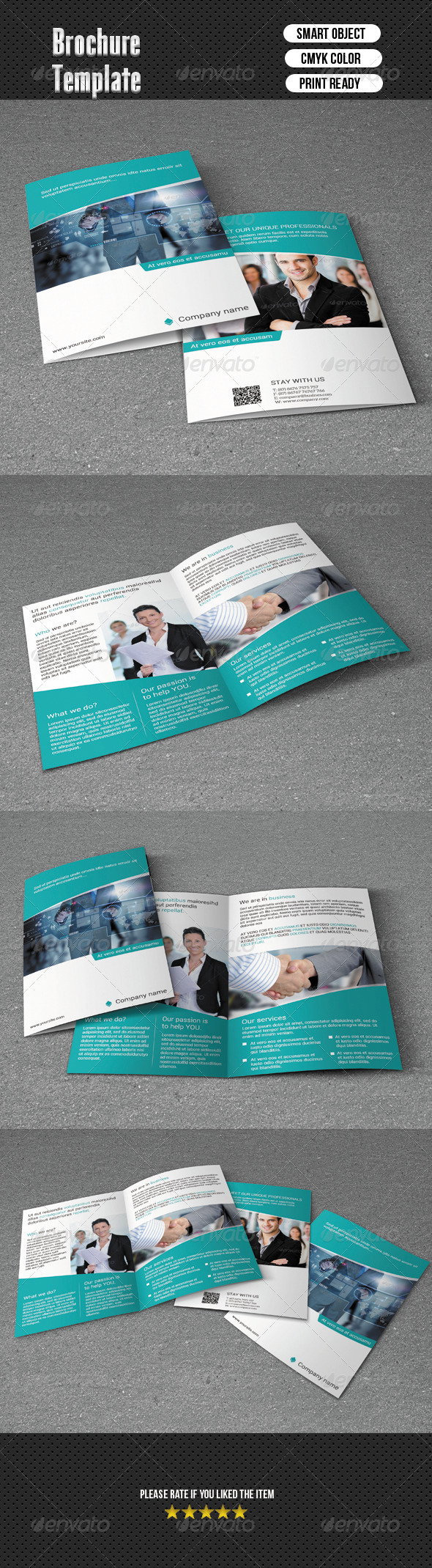 Bifold Brochure-Business