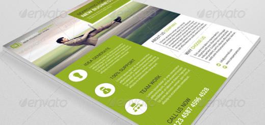 5 Corporate Flyer Bundle