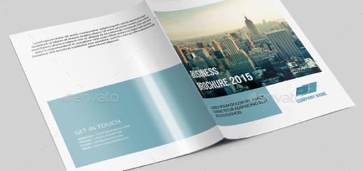 Corporat- Bi-fold-Brochure