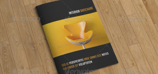 Interior-Brochur- Template