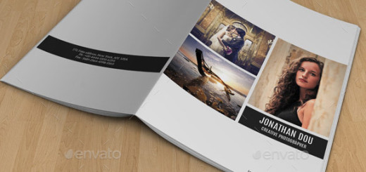 Minimal-Photography-Brochure