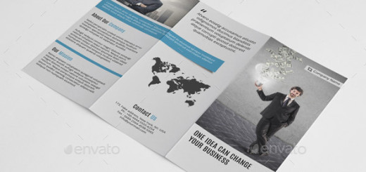 Minimal-Trifold-Business-Brochure