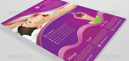Spa-Beauty-Salon- Flyer