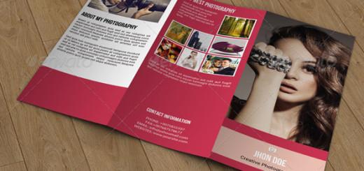 Tri-fold-Photography-Brochure