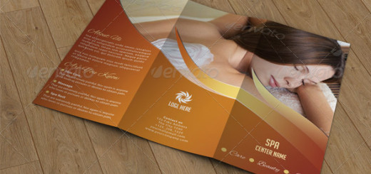 Trifold-Brochure- for-Beauty-Salon