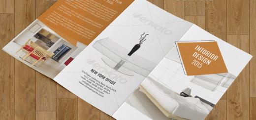 Trifold-Brochure-for Interior-Design