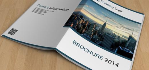 bifold business brochure sistec