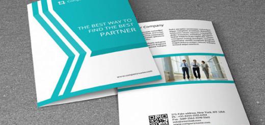 Bi-fold-corporate-brochure