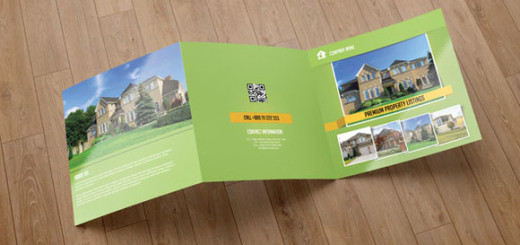 Brochure-for-real-estate-company