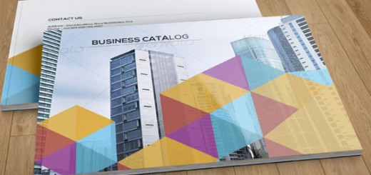 Business-Catalog-template
