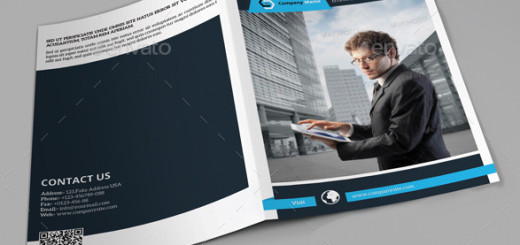 Corporate-Bifold- Brochure