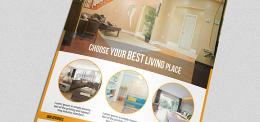 Flyer-for-Interior-Design
