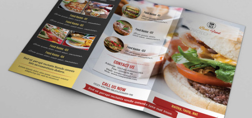 Food-Menu-Template