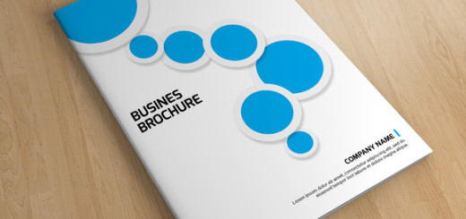 InDesign-Clean-business-brochure