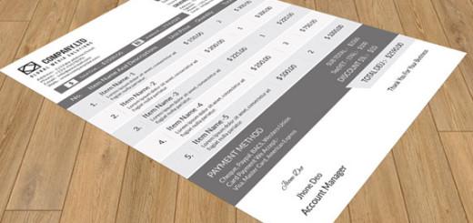 Invoice-template