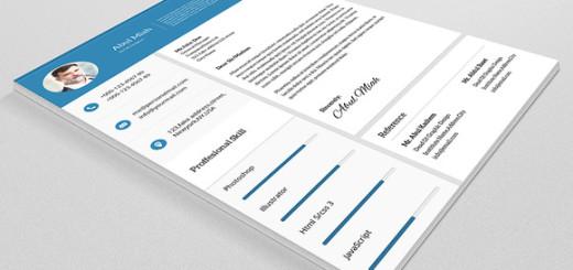 Material-Resume-CV