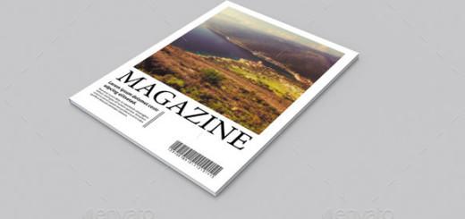 Minimal-Multipurpose-Magazine