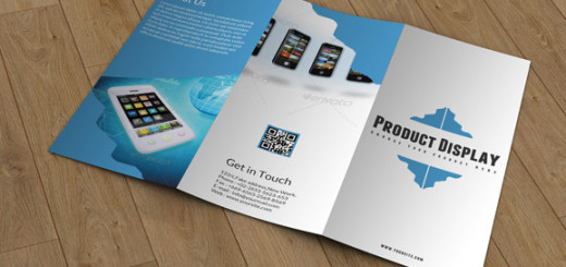 Product-Display-Trifold