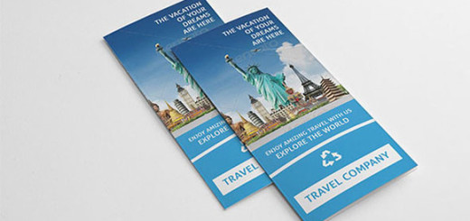 Trifold-brochure-for-travel-company