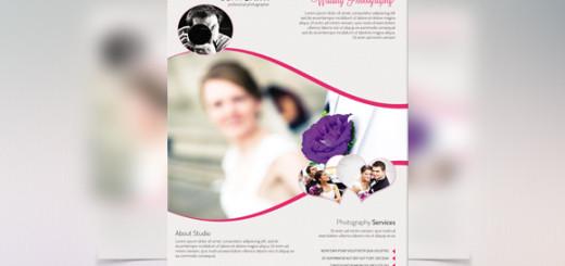 Wedding-Flyer-Template