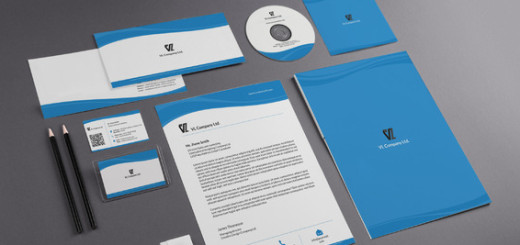 Clean-Corporate-Identity