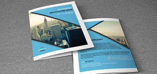 Corporate-Bifold-Brochure